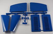 Pocher 1:8 Motorraumabdeckung Türen Set Bugatti Coupe de Ville 84-42 A1 blau