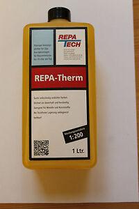 REPA Therm Dichtungsmittel für Thermenanlagen 1ltr.  bis 10 Liter Wasserverlust