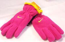 Nike Micro Polar Fleece Glove (Little Kids/Big Kids) Fireberry 7-16