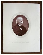 1877 SPENCER HORATIO WALPOLE - Original Photograph