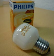 PHILIPS bombilla E27 25W T45 ALBARICOQUE Naranja suave Softone 071941