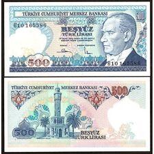 TURKEY 500 Lira L.1970 ( 1983 ) UNC P 195 (1)