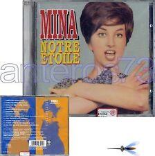 "MINA ""NOTRE ETOILE"" RARO CD IN FRANCESE- FUORI CATALOGO"