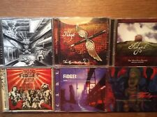 Fidget [6 CD Alben] DIXON EP + Merciless Beauty + Sister + Ashes & Dust +Another