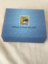 San Diego Comic Con 2017 - Box Set with Booklet and Collector's Pin SDCC 2017