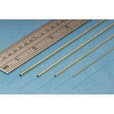 Albion aleaciones Micro latón Tubo 305 Mm longitudes 0,3 X 0,1 mm (3 Piezas) mbt03