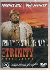 Bud Spencer Terence Hill Trinity Is Still My Name DVD New Australia All Region
