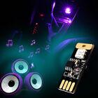 USB LED Car Interior Light Voice Control Atmosphere Ambient Decor Accesories Alfa Romeo 156