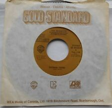 *THE MARKETTS Batman theme / Out of limits NM- CANADA GOLD STANDARD 45 SURF ROCK