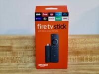 Amazon Fire TV Stick 2019 Alexa Voice Remote with TV Control Buttons BRAND NEW!