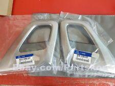 For 2012 ~ Hyundai Veloster Inside Door Grip Handle silver LH RH 1SET Genuine