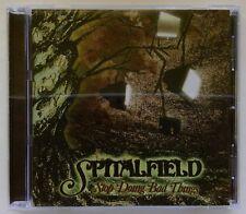 Spitalfield - Stop Doing Bad Things Promo Enhanced 2005 CD (C338V)