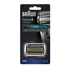 Braun 92S Series 9 Remplacement de Rasoir électrique et Cartouche Cassette