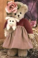 "PATSY & PIGGY 14""  Bearington Bear New 2012 Collectible w/tags #179940 Rare"
