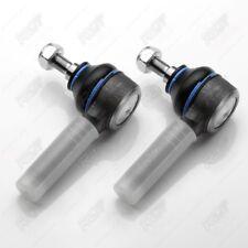 2x barras de pista cabeza articular eje delantero izquierda/derecha para Ford Taunus 17m * nuevo *