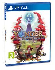 Là-bas-le nuage Catcher Chronicles pour PS4 (NEW & SEALED)