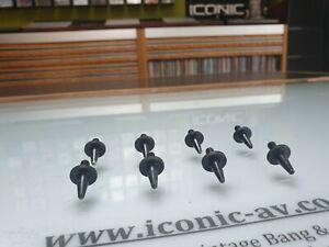 Bang & Olufsen Original Spike Feet x 8  BeoLab 8000 Speakers & Floor Stands B&O