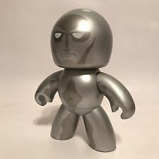 Marvel Mighty Muggs Silver Surfer Figure Fantastic Four Toy Vinyl 2008 Mattel