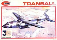 Lodela 1:220 Transall Plastic Aircraft Model Kit #RH9038U