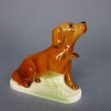 Zeitgenössische Porzellan-Tiere aus Thüringen