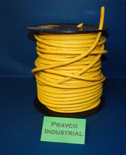 Carol 16/3 Super VU-TRON Type SOOW Yellow Power Cable Cord Spindle 250FT