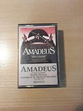 Amadeus - Original Soundtrack - Neville Marriner - LONDONC6 Cassette Tape