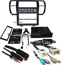 Metra 99-7604B Black Single/Double Din Combo Dash Kit for 2003-2004 Infiniti G35