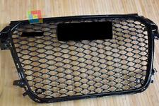 GRIGLIA ANTERIORE AUDI A1 2010-2014 CALANDRA NIDO D'APE RS1 TOTAL BLACK