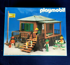 Playmobil 3433 Safari Station - mint in unopened sealed box MISB vintage 1982
