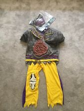 NEW BOYS AMERICAN FOOTBALL HALLOWEEN 11-12 YEARS COSTUME OUTFIT ZOMBIE PARTY