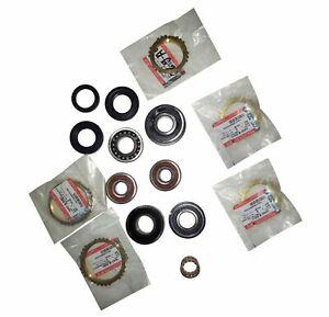 For Suzuki Samurai 86-95 5 Speed Manual Transmission Rebuild Kit+Synchro Ring @A