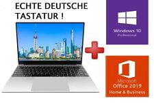 "15,6"" Laptop Intel J4125 2,0GHz-2,70GHz 8GB + 512GB SSD Win10 PRO+OFFICE 2019PRO"