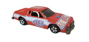 Ford Thunderbird #49 Brewster Baker Six Pack Kenny Rogers 1982 ERTL 1:64 Diecast
