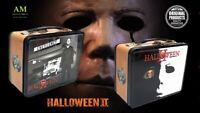 HALLOWEEN II - DAS GRAUEN KEHRT ZURUECK LUNCHBOX BLECHDOSE - TIN BOX - BROTDOSE