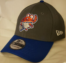 NWT New Era Aberdeen STEAMED CRABS IRONBIRDS maryland 39THIRTY MiLB cap hat