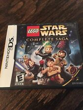 LEGO Star Wars: The Complete Saga (Nintendo DS, 2007) X1