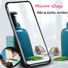 Colored Mirror Tempered Glass Screen Protector for iPhone 11 Pro XS Max XR X 7 8