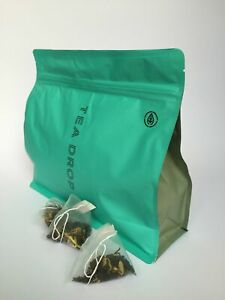 Honeydew Green Tea - Tea Drop 100's Single cup tea bags