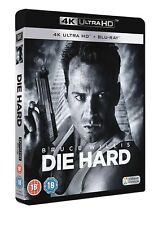 Die Hard (4K Ultra HD + Blu-ray (30th Anniversary)) [Blu-ray]
