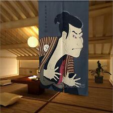Traditional Noren Japanese Door Curtain Room Doorway Divider Tapestry Home Decor