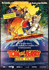 Tom & Jerry Der Film - Zeichentrick Comic - Original A1 Filmposter (M-6436+