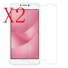 "2PCS Tempered Glass Screen Protector Flim for Asus ZenFone 4 Max ZC554KL 5.5"""