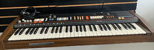 RARE Casiotone 701 Piano Keyboard Synthesizer Organ Wooden WORKS NEAR MINT!!