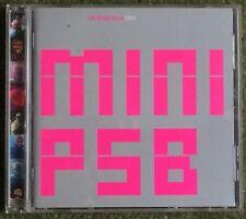Pet Shop Boys Mini PSB japan limited CD tocp61035