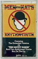 MEN WITHOUT HATS Rhythm of Youth - Cassette Tape (1983 Backstreet) TESTED