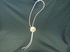 Gold Tone Shriner'S Bolo Tie