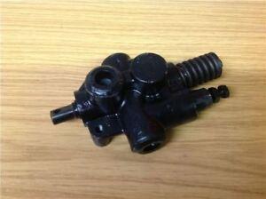 Titan Pro Spool Valve   8 Ton Petrol Log Splitter   Wood Splitter