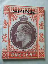 Spink Stamp Auction Catalogue -Stamps & Banknotes Hong Kong & China- Nov 2003