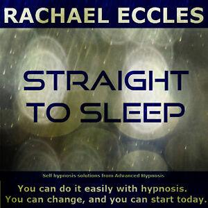 Straight to Sleep, Insomnia Help Hypnotherapy, Meditation Self Hypnosis CD