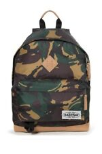 NWT EASTPAK Wyoming Backpack- Camouflage